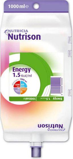 Nutrison Energy, смесь жидкая, 1000 мл, 1 шт.