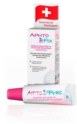 АфтоФикс Бальзам для ухода за полостью рта, 10 г, 1 шт.