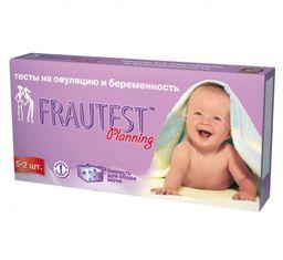 Тест для определения овуляции (ЛГ), 5 тестов на овуляцию, 2 теста на беременность, 7 шт.