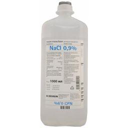 Натрия хлорид Браун, 0.9%, раствор для инфузий, 1000 мл, 10 шт.