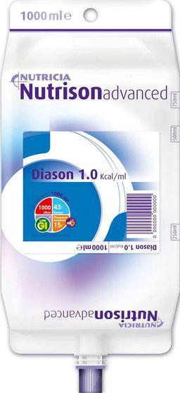 Nutrison Advanced Diason, смесь жидкая, 1000 мл, 1 шт.