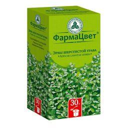 Эрвы шерстистой трава, сырье растительное измельченное, 30 г, 1 шт.