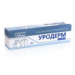 Уродерм, 30%, мазь для наружного применения, 35 г, 1 шт.