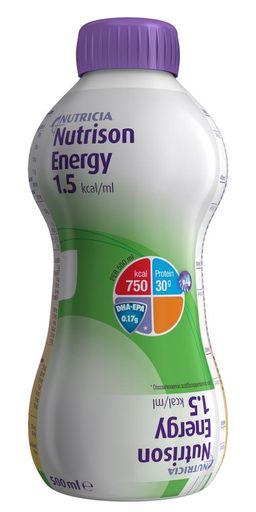 Nutrison Energy, смесь жидкая, 500 мл, 1 шт.
