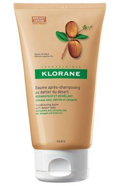 Klorane Бальзам-ополаскиватель с маслом финика пустынного, бальзам-кондиционер, 200 мл, 1 шт.