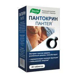 Пантокрин Пантея, 200 мг, таблетки, 40 шт.