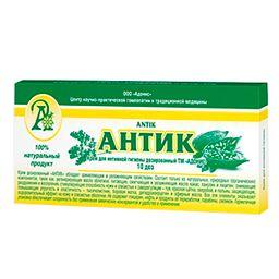 Антик, крем для местного применения, 2 г, 10 шт.