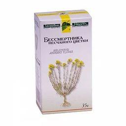 Бессмертника песчаного цветки, сырье растительное измельченное, 35 г, 1 шт.