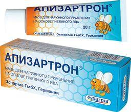 Апизартрон, мазь для наружного применения, 20 г, 1 шт.