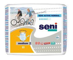 Подгузники-трусы Seni Active Normal, Medium M (2), 80-110 см, 10 шт.