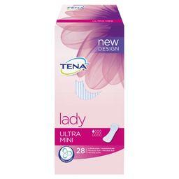 Tena Lady Ultra Mini Прокладки урологические, мини, 28 шт.