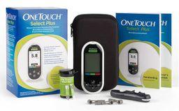 Глюкометр портативный OneTouch Select Plus, 1 шт.