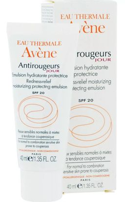 Avene Antirougeurs эмульсия от покраснений кожи SPF 20, эмульсия, 40 мл, 1 шт.