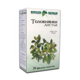 Толокнянки листья, сырье растительное-порошок, 1.5 г, 20 шт.