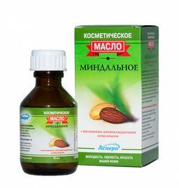 Масло миндальное, масло косметическое, 30 мл, 1 шт.