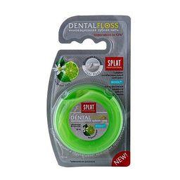 Splat Professional Зубная нить, 30м, нити зубные, с ароматом бергамота и лайма, 1 шт.