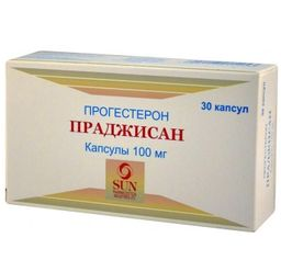 Праджисан, 100 мг, капсулы, 30 шт.
