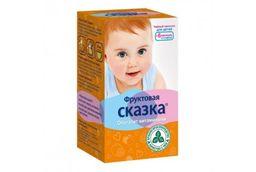 Фруктовая сказка напиток чайный детский, чай детский, 1.5 г, 20 шт.
