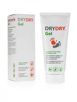 Dry Dry gel гель от обильного потовыделения, гель, 100 мл, 1 шт.
