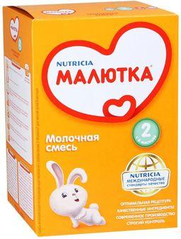 Малютка 2, смесь молочная сухая, 600 г, 1 шт.