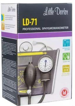 Тонометр механический Little Doctor LD-71, 1 шт.
