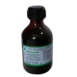 Ротокан, экстракт для приема внутрь местного применения (жидкий), 50 мл, 1 шт.