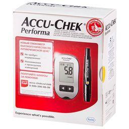 Глюкометр Accu-Chek Performa, 1 шт.