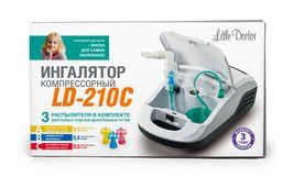 Ингалятор компрессорный Little Doctor LD-210C, LD-210C, 1 шт.